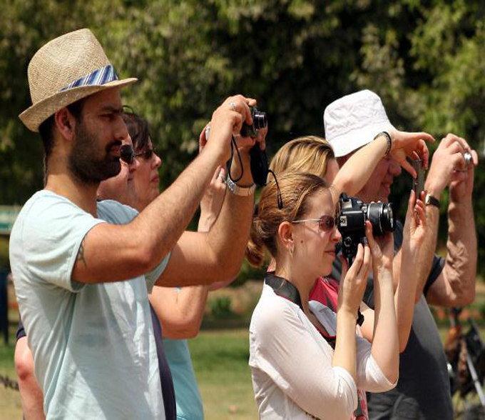 Corbett Tourists Photography